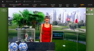 BetGamesTV - Lucky 5 žaidimas