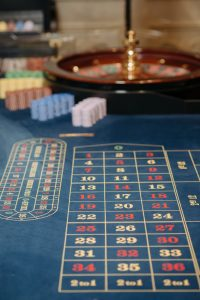 Ruletė - gerai žinomas kazino žaidimas.